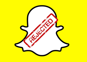 rejected-snapchat
